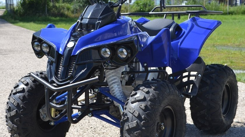 ATV KXD 125cc ReneGade Quad KXD-008 Import Gemania