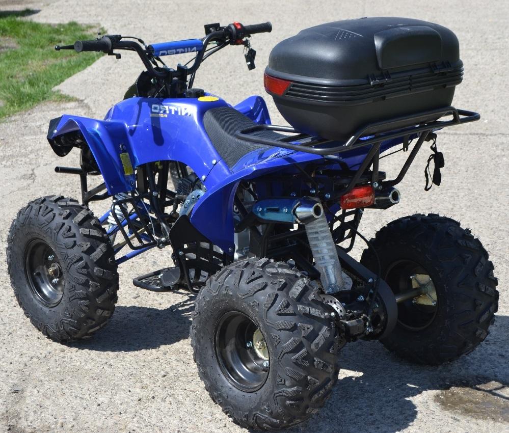 ATV KXD 125cc ReneGade Quad KXD-008 Import Gemania