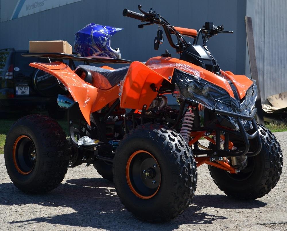 ATV KXD 125cc ReneGade Quad KXD008 Import Gemania