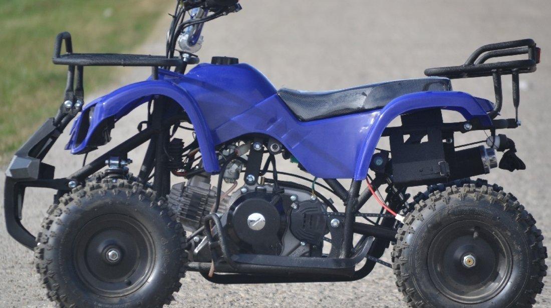 ATV KXD 50cc Mini Quad Python Pentru Copii