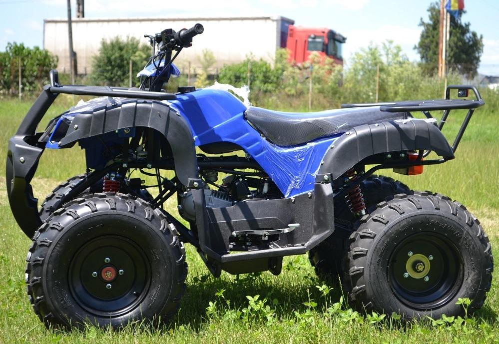 ATV KXD MEGAGrizzly 125cc Import Germania, Casca Bonus