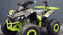 Atv Kxd Motors Pro Warrior Lemon 3G8-3 Viteze+Reve...
