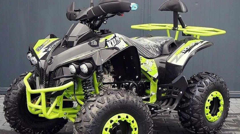 Atv Kxd Motors Pro Warrior Lemon 3G8-3 Viteze+Revers