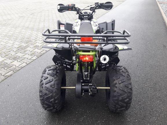 Atv Kxd Motors Pro Warrior Lemon 3G8-3 Viteze+Revers