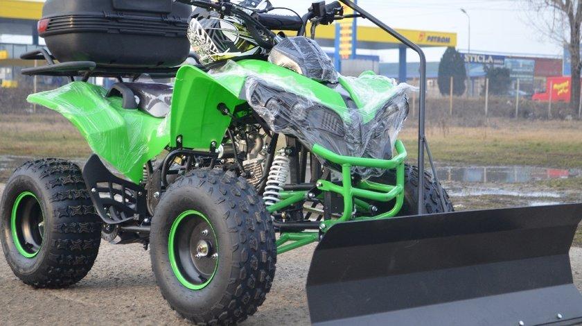 ATV Kxd Motors Warrior 125cc Casca Bonus
