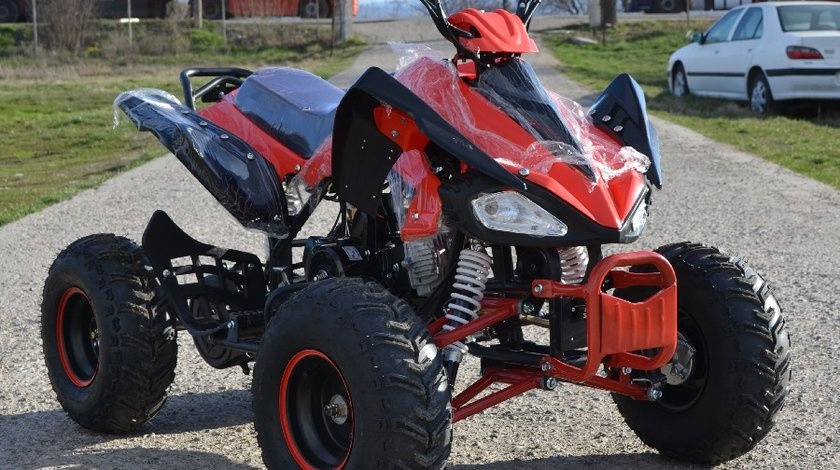 ATV KXD SPEEDY 125cc Casca Bonus