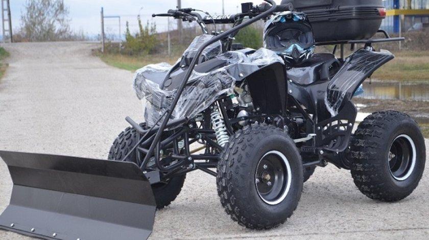 ATV KXD TURBO Warrior 125cc Casca Bonus
