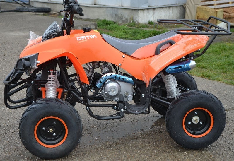 ATV KXD Warrior 125cc Casca Bonus