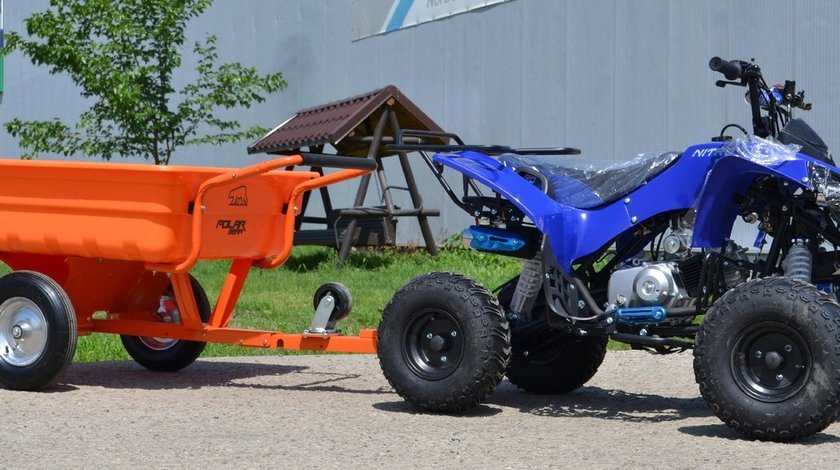 ATV KXD Warrior 125cc , import Germania , casca bonus
