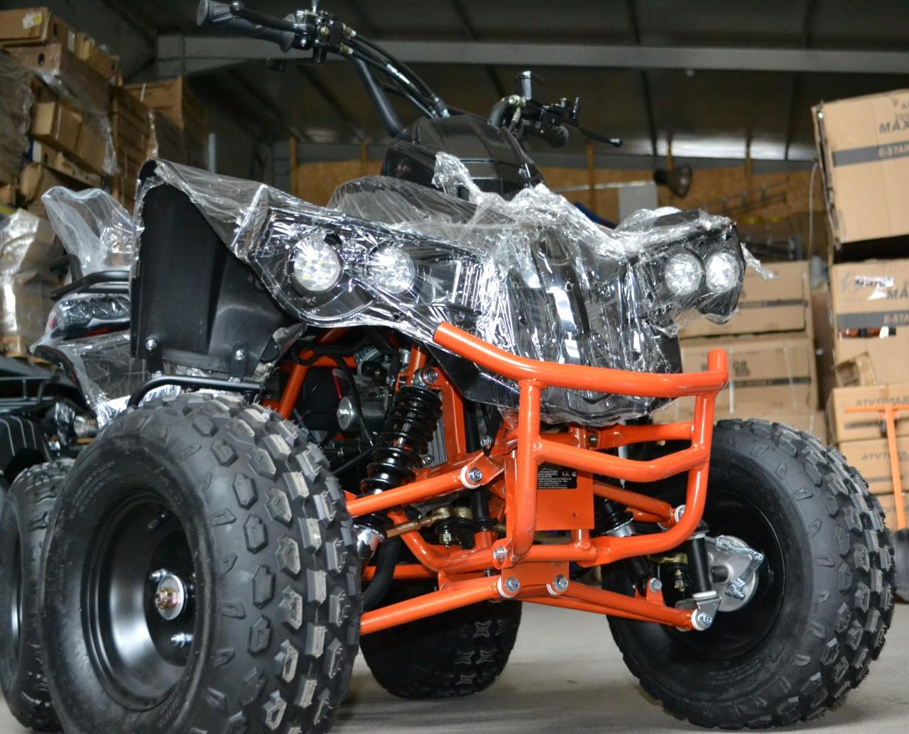 ATV KXD Warrior 125cc , Livrare rapida