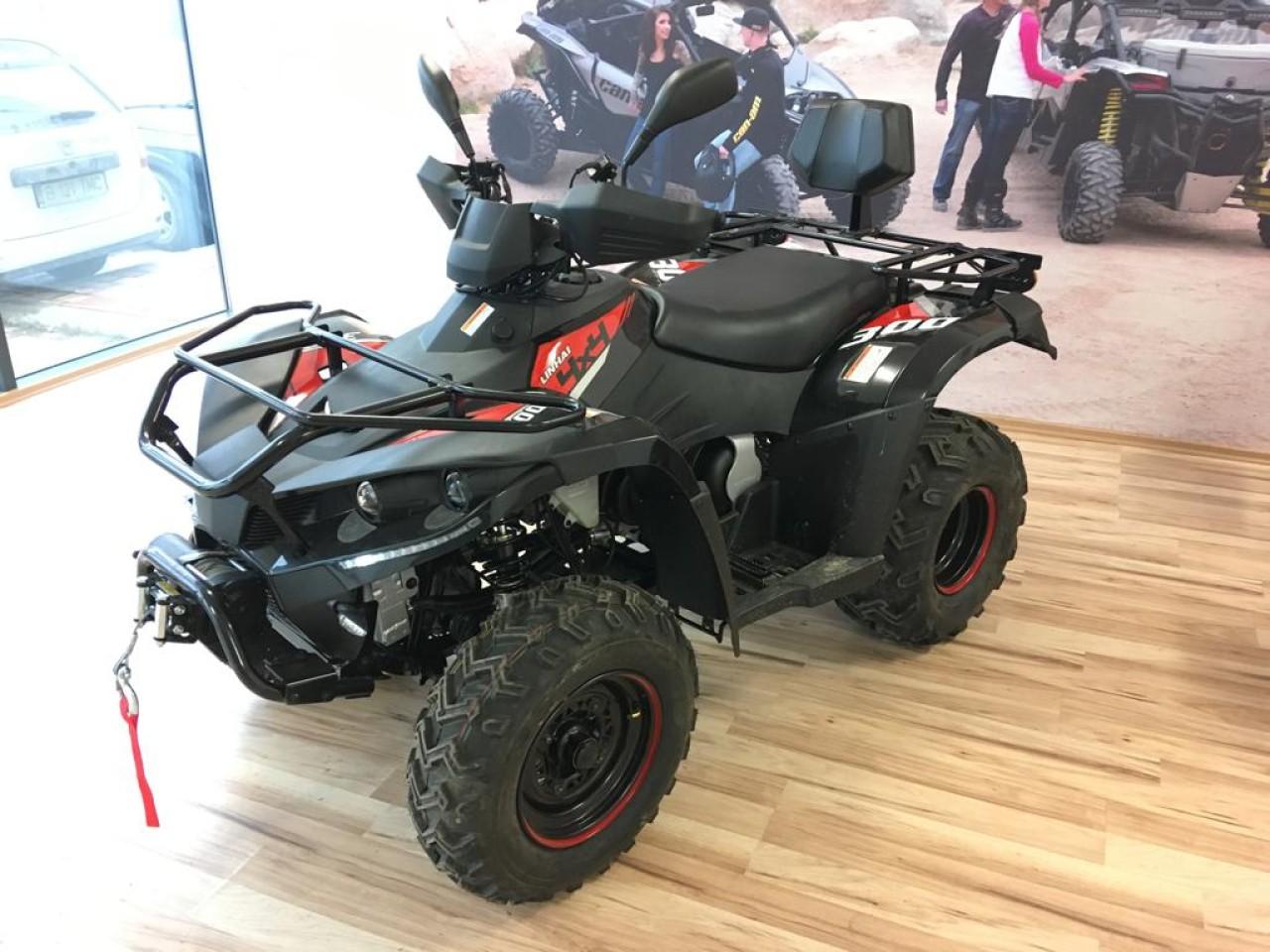 ATV Linhai DragonFly 300 S 4x4 (cf moto, tgb, can-am)