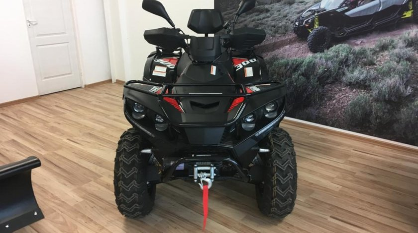 ATV Linhai DragonFly 300 S 4x4 (cf moto, tgb, can-am)