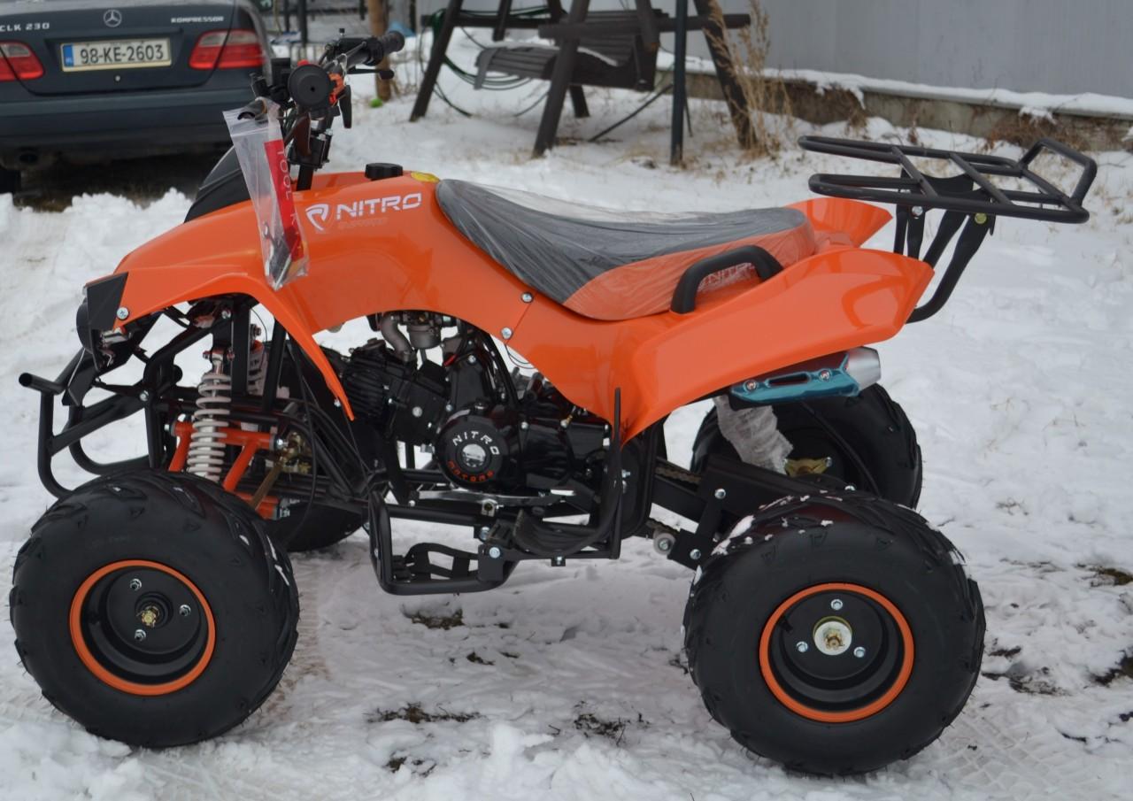 ATV Loncin Toronto 125cc Casca Bonus