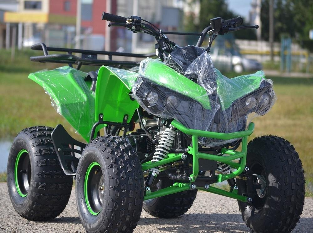 ATV Loncin Warrior 125cc Casca Bonus