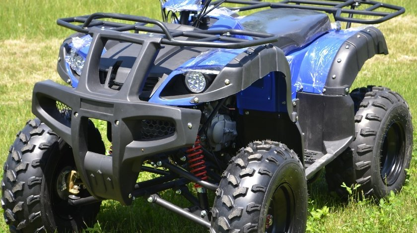 ATV Mega Grizzly 125cc Nou cu Garantie Import Germania