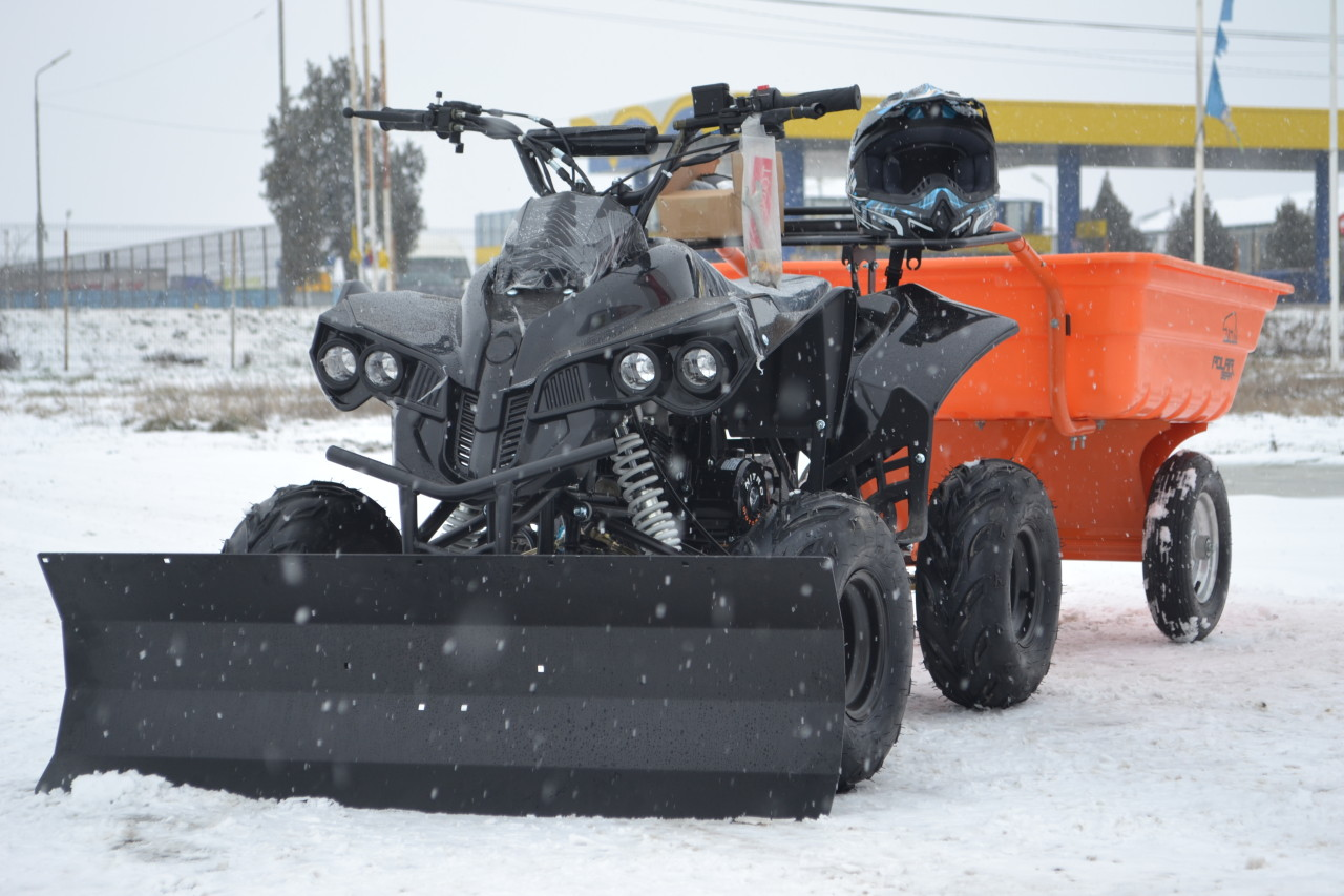 Atv Model:Warrior/Sporting-Quad 125cc