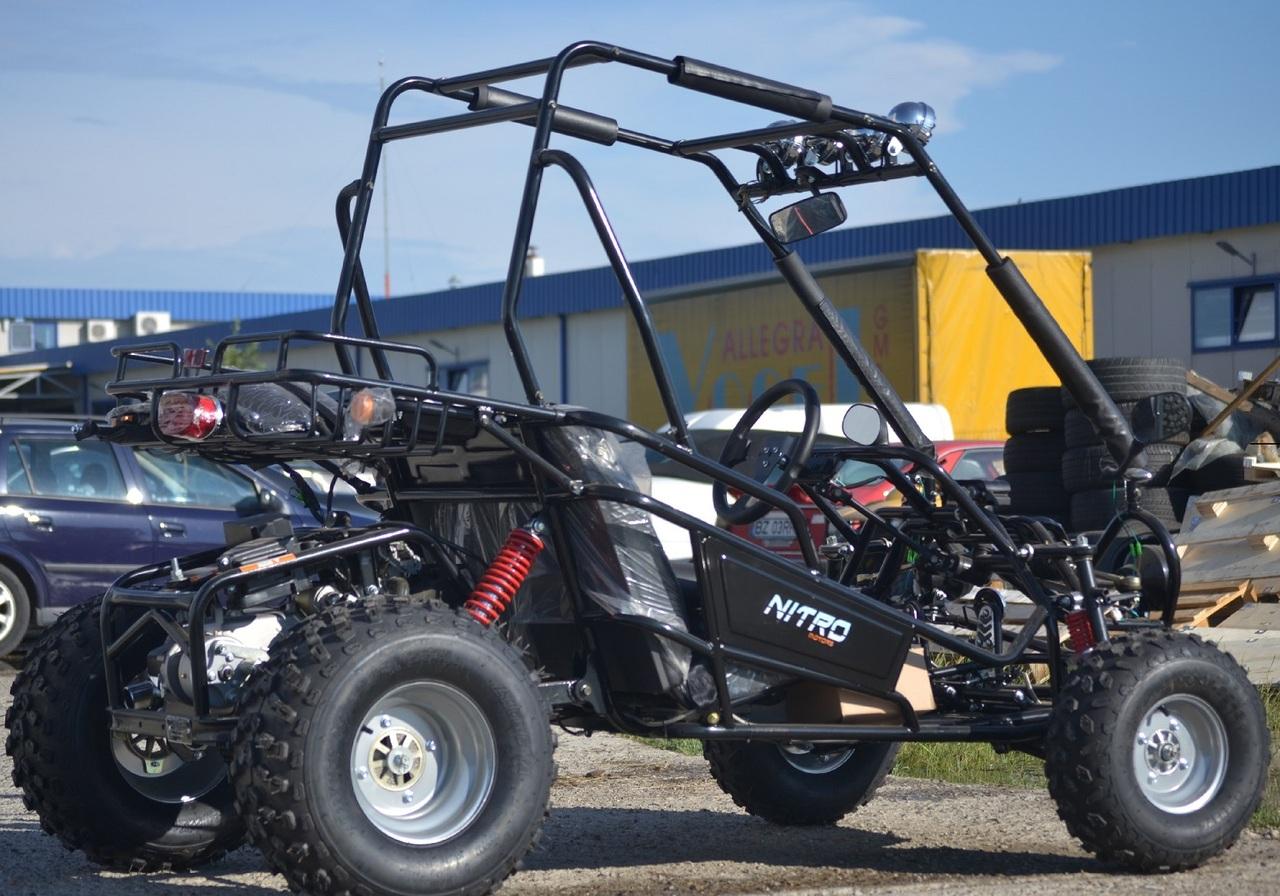 ATV Motor Nitro Sport-Man