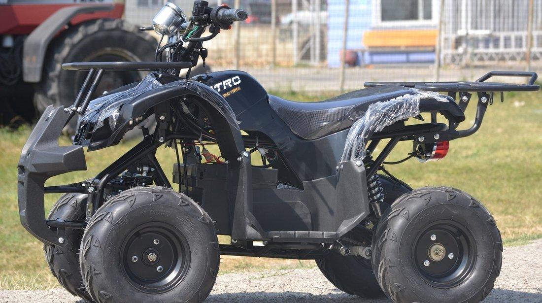 ATV Mozart Electric 1000W, Import Germania