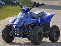 ATV Mozart Pantzer 125cc, import Germania