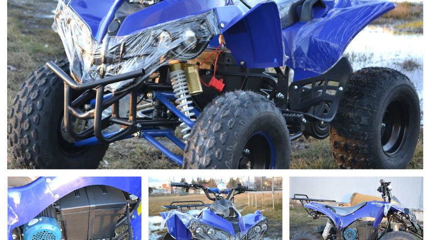 ATV Mozart Warrior Electric 1000W Import Germania