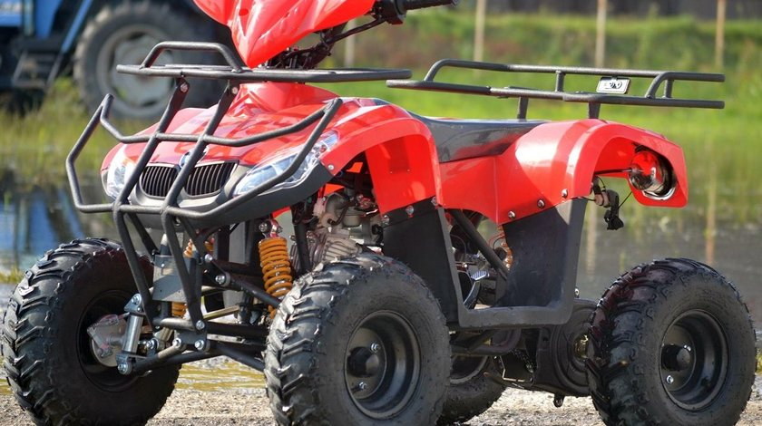 ATV Navy T-Rex 125cc  Import Germania