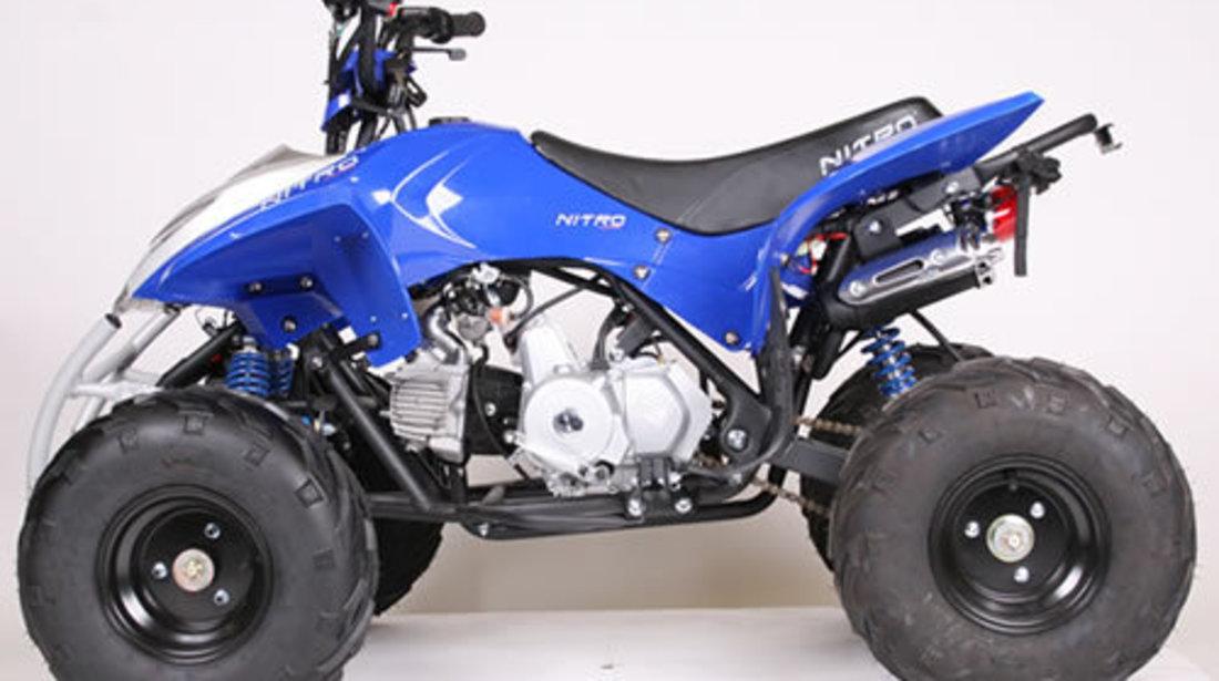 """ATV Nitro 125cc Jumper RG7 """"Automat + Marsarier"""