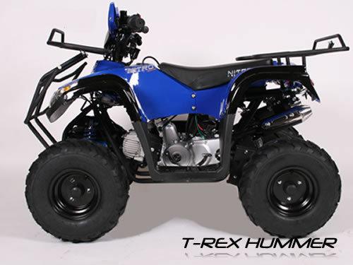 "ATV Nitro 125cc T-REX RG7 ""Automat + Marsarier"