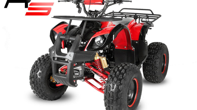 ATV Nitro 125cc Toronto 3G8 RS Hidraulic Disc