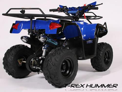 "ATV Nitro 125cc Toronto RG7 ""Automat + Marsarier"