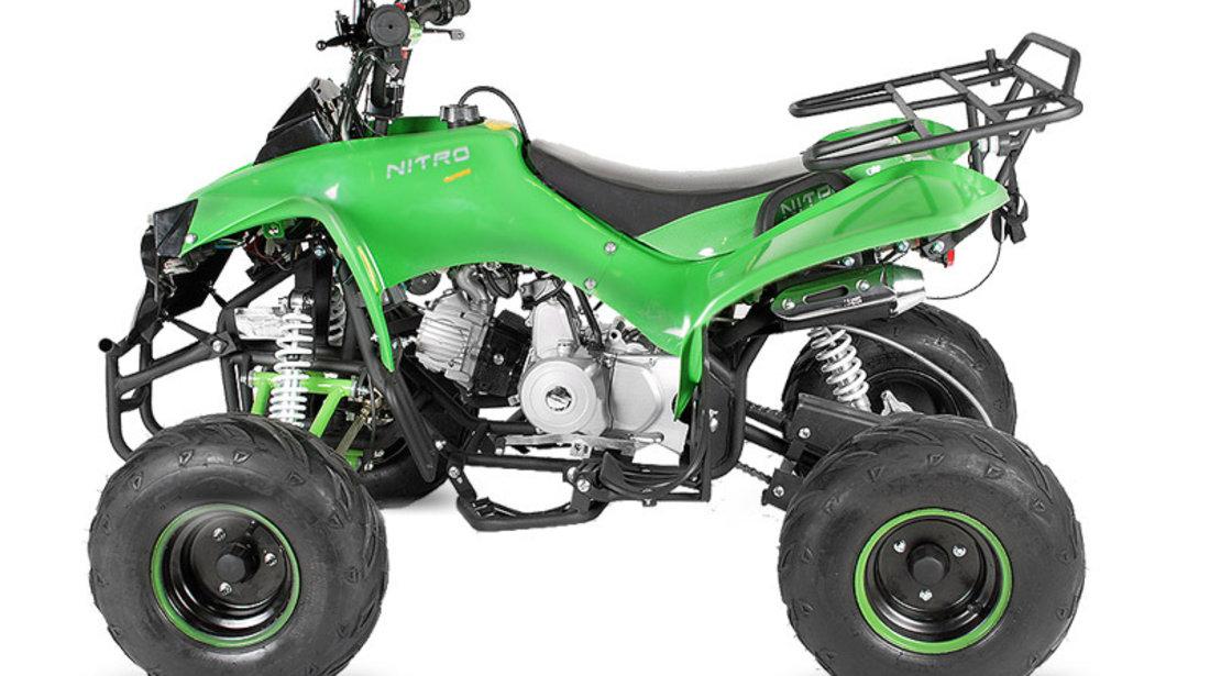 "ATV Nitro 125cc Warrior RG7 ""Automat + Marsarier"