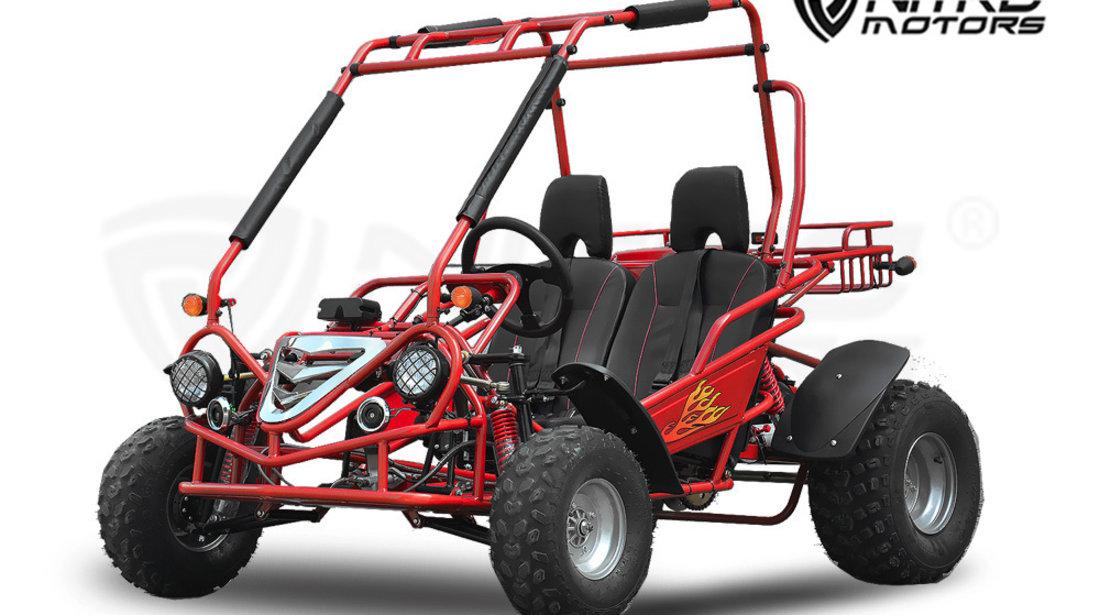 ATV NITRO 200cc Buggy – 2 Persoane