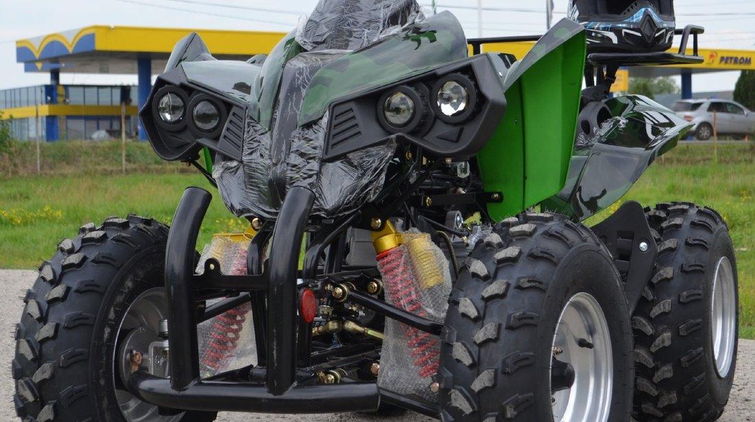 ATV NITRO 250cc AKP Warrior roti 10, cutie automata