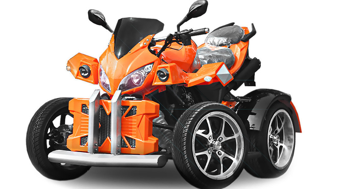 ATV Nitro 250cc Quad Hurricane