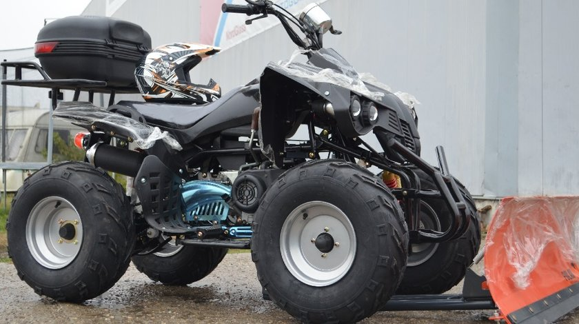 "ATV Nitro 250cc Warrior  10 ""Offroad"