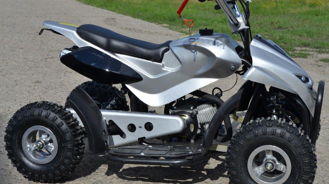 ATV Nitro Dragon 502T, Motor de 49cc , pentru copii, NOU cu garantie