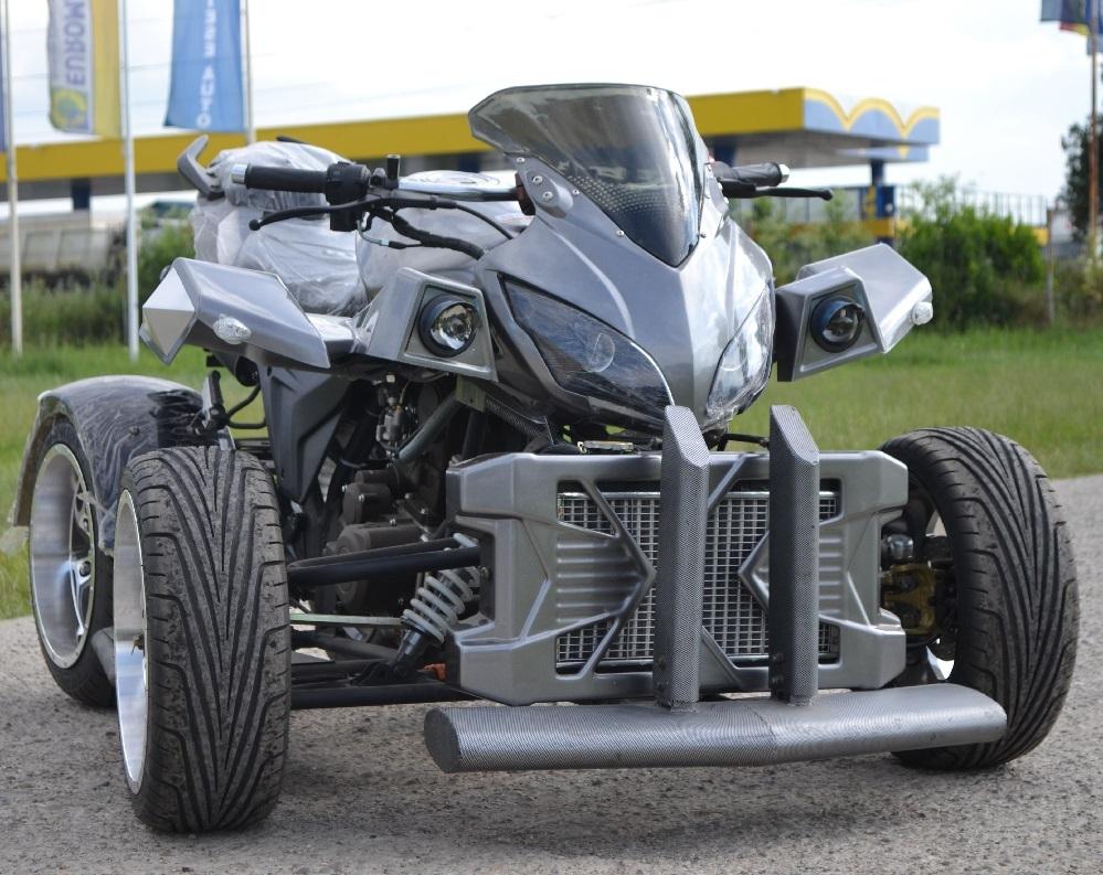 ATV Nitro EEC Quad Hurricane 250 Import Gemania