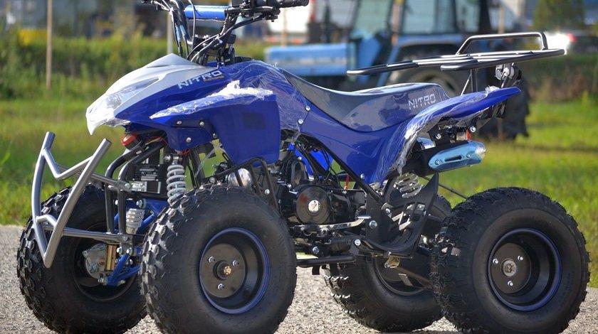 ATV Nitro Jumper 125cc Import Germania + casca Bonus