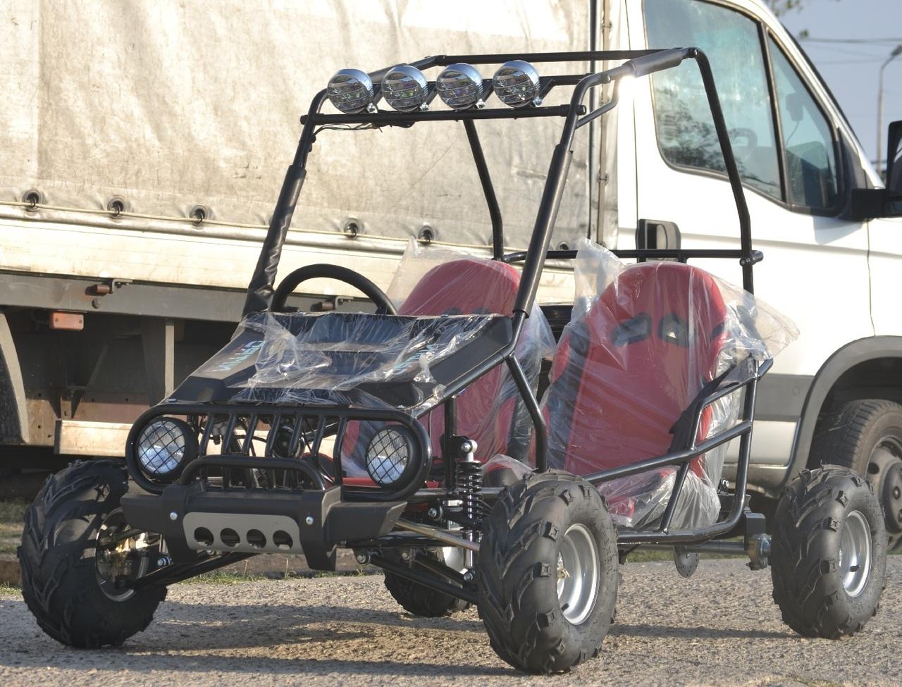 ATV Nitro Kinder Buggy 110cc 3+1 , Import Germania