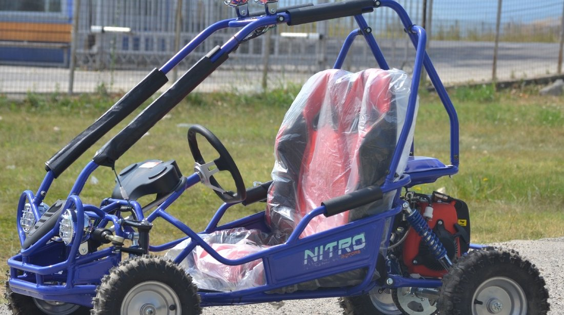ATV Nitro Kinder Buggy 50cc Automatik, Import Germania