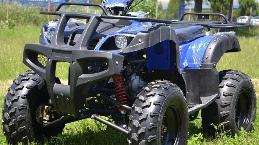ATV Nitro MEGAGrizzly 125cc Import Germania, Garantie