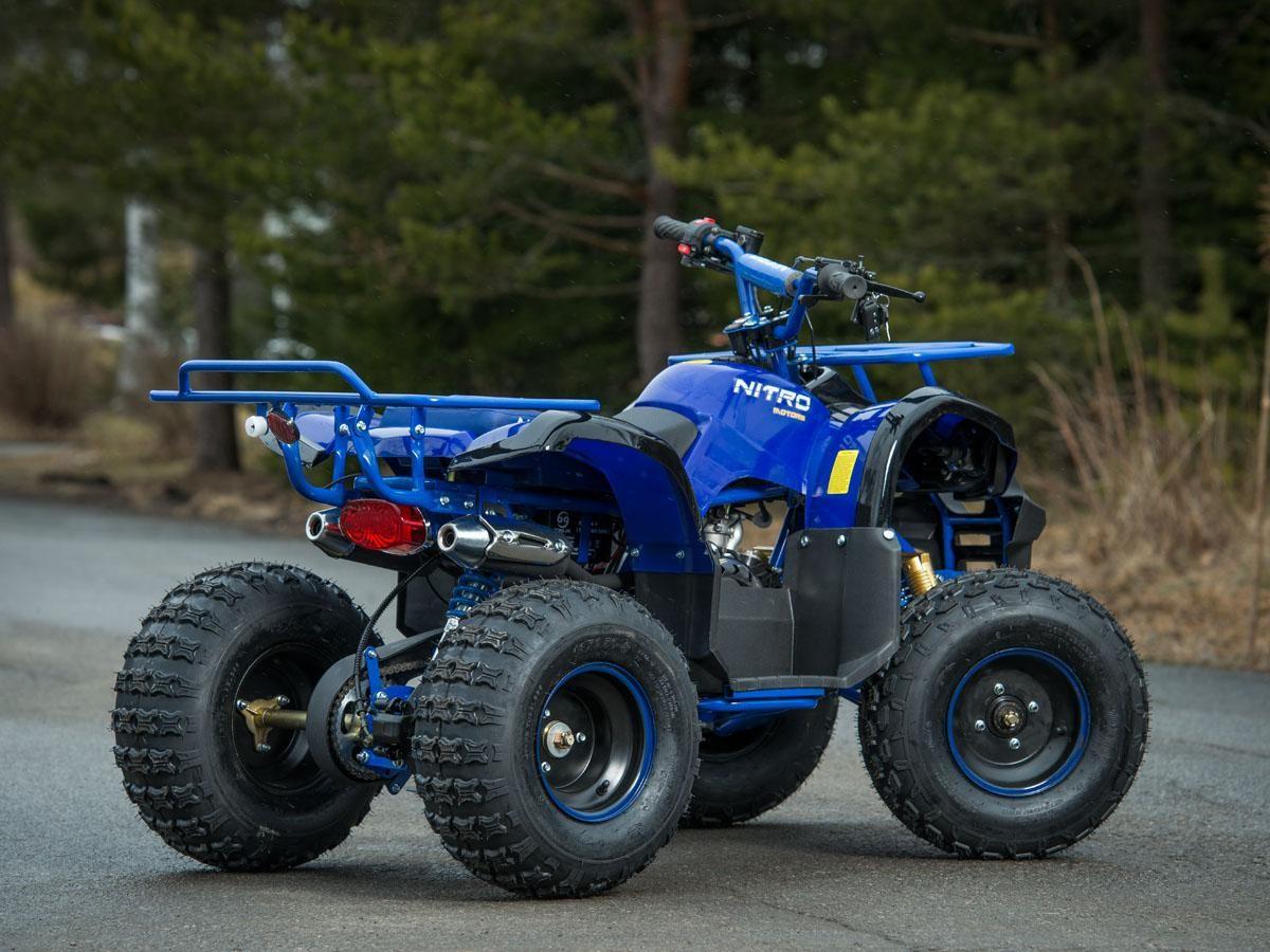 ATV Nitro Motors Toronto125Cc 3G8-3 Viteze+Revers