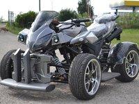 ATV Nitro Quad 250cc Hurricane