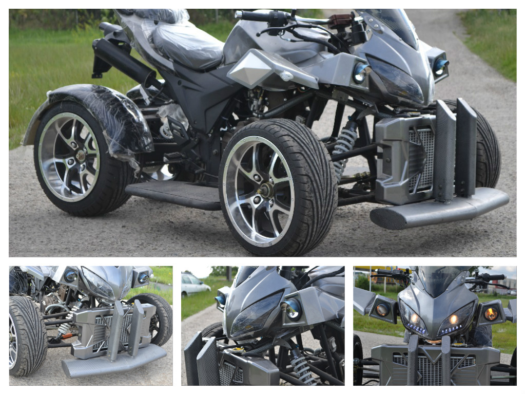 ATV Nitro Quad 250cc Hurricane