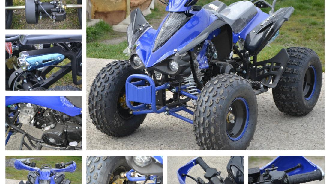 ATV Nitro Raptor 125cc Import Germania, Casca Bonus