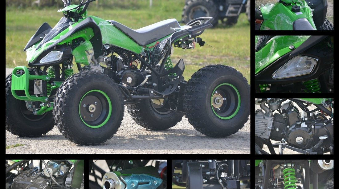 ATV Nitro Raptor 125cc Livrare rapida
