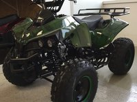 ATV NITRO Renegade 125cc Import Germania, Garantie 1 AN