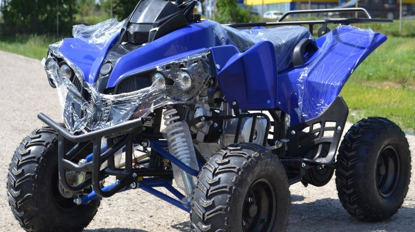 Atv Nitro Renegade Riders 125cc Deluxe New-2019