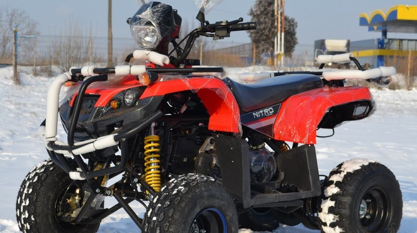 ATV Nitro Road Leagal FX Hummer 150cc