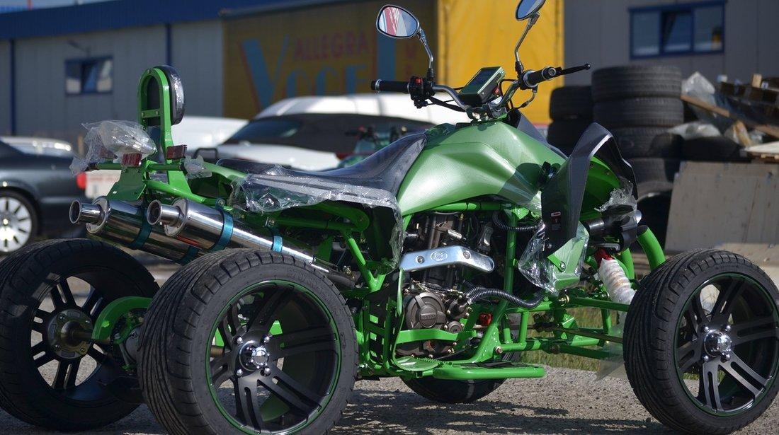 """ATV Nitro SpeedBirt 250 • 14 """"Jante de aliaj"""