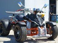 ATV Nitro Spy Quad 250cc Import Gemania